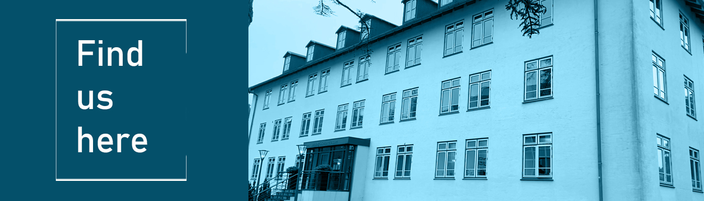 Picture of the building in silkeborg, where KeepFocus' main office is located on the third floor